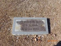 Mary McN. <i>Buie</i> Bacot