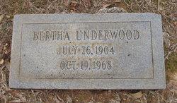 Bertha Underwood