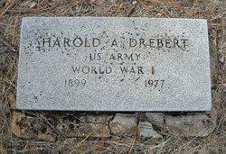 Harold A Drebert