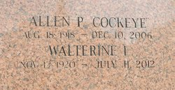 Allen Paul Cockeye Leboeuf
