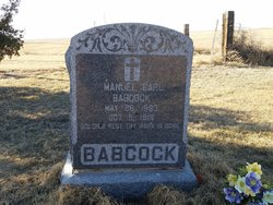 Manuel Earl Babcock