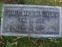 William Lemuel Meherg