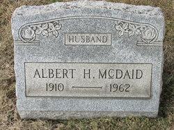 Albert McDaid
