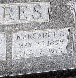 Margerette Louisa <i>Hardin</i> Ayres