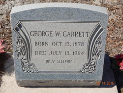 George Washington Garrett