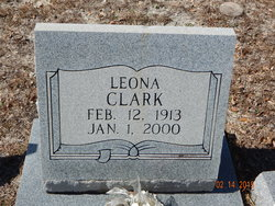 Leona Easter <i>Garrett</i> Clark