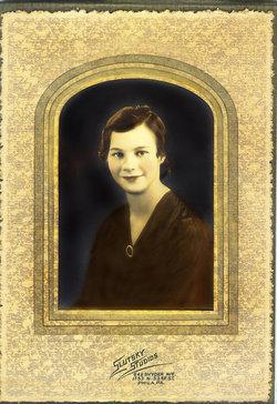 Esther Anna <i>Livingston</i> Mitchell