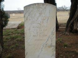 John Edwin Brown