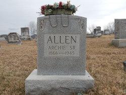 Arch Archie Allen