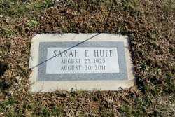 Sarah F. <i>McKinley</i> Huff