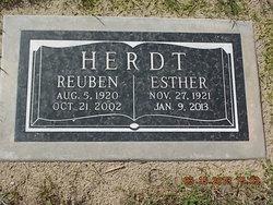 Reuben Herdt