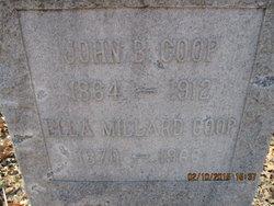 John Burton Johnnie Coop