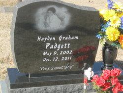 Hayden Graham Padgett