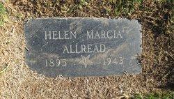 Helen Marcia <i>Clark</i> Allread