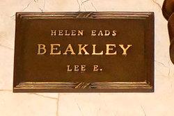 Helen <i>Eads</i> Beakley