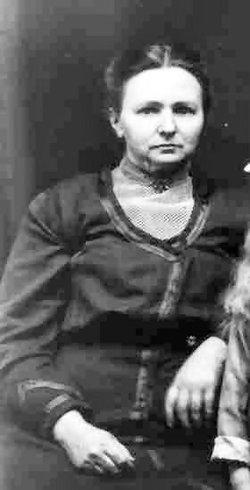 Susanna Viola <i>Senff</i> Albert