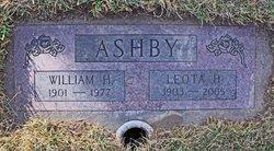 Leota H <i>Hemphill</i> Ashby