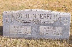 Bertha I <i>Buehler</i> Kochenderfer