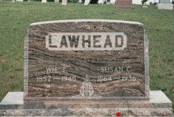 Susan Catherine Kate <i>Booth</i> Lawhead