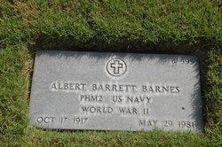 Albert Barrett Barnes