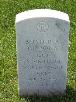 Boyd B.A. Gibbons