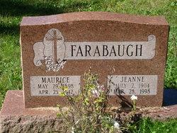 Jeanne Anne <i>Parrish</i> Farabaugh