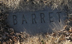 Lida Drew <i>Vining</i> Barrett