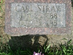 Carl Harold Straw