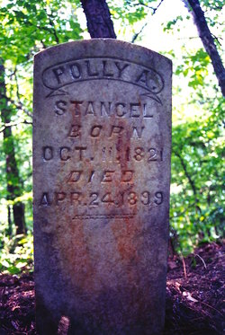 Mary A. Polly Stancel