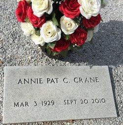 Annie Pat <i>Cotton</i> Crane