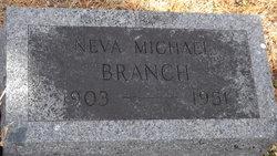 Neva G <i>Michael</i> Branch
