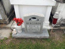 Alfreda <i>Trosclair</i> Bergeron
