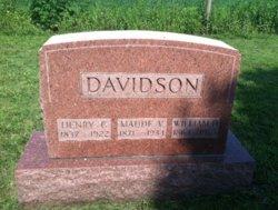 Pvt Henry Clay Davidson