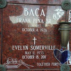 Evelyn Somerville Baca