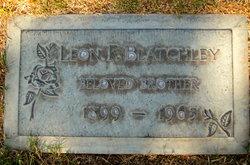 Leon F Blatchley