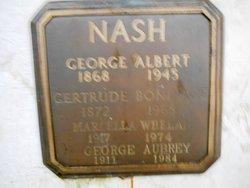 George Albert Nash