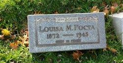 Louisa M <i>Hraban</i> Pocta