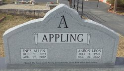 Aaron Leon Appling