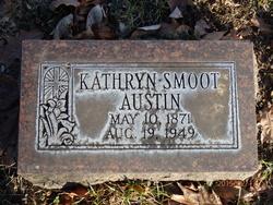 Kathryn <i>Smoot</i> Austin