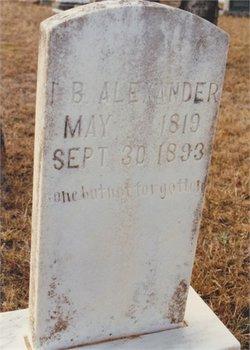 I. B. Alexander