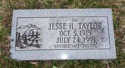 Jesse Howard Taylor