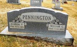 Marelda <i>Plumlee</i> Pennington