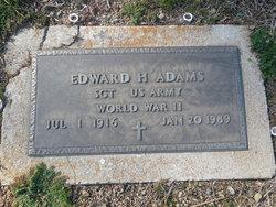 Edward Harry Adams