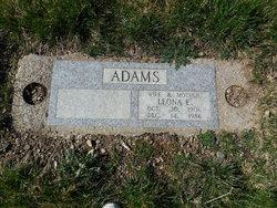 Leona Emma <i>Mackey</i> Adams