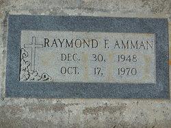 Raymond Frederick Amman