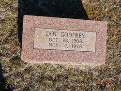 Dorothy Dot <i>Halford</i> Godfrey