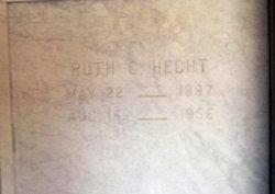 Ruth C. <i>Gerstley</i> Hecht