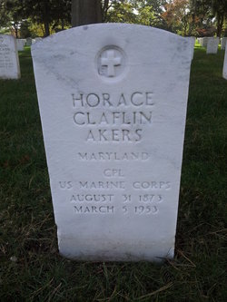 Horace Claflin Akers