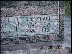 Angela <i>Pfannenstiel</i> Doerfler