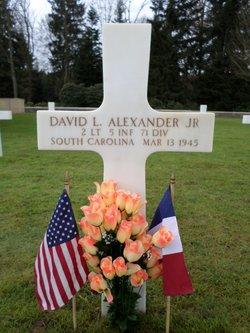 2Lt David Lawrence Alexander, Jr